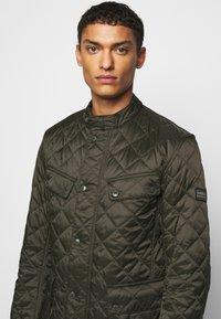 Barbour International - ARIEL QUIT - Light jacket - sage - 3