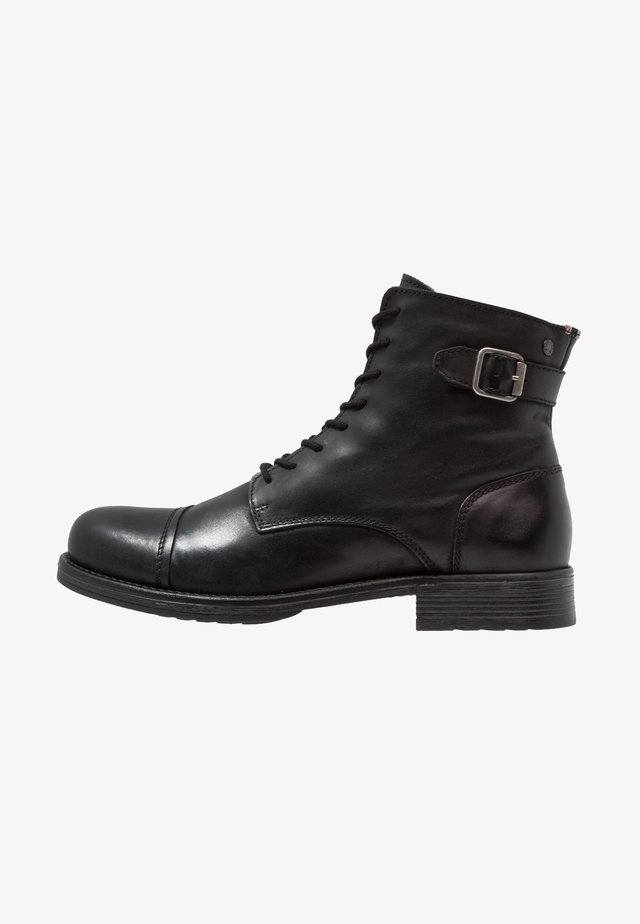 JFWSITI - Lace-up ankle boots - anthracite