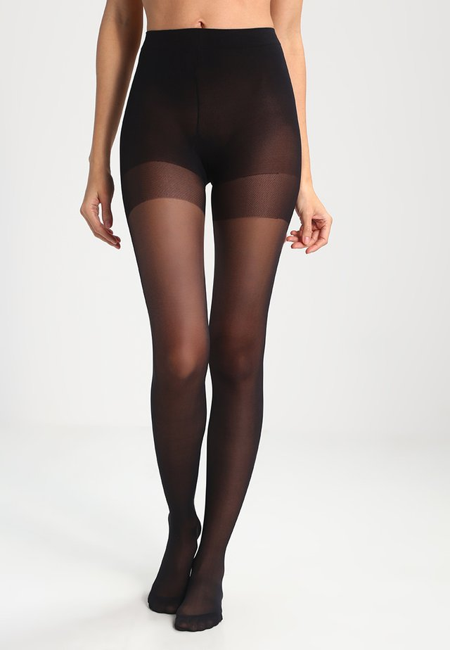 SUPER CONTROL - Collants - black