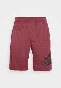 KRAFT AEROREADY CLIMALITE SPORT SHORTS - Sports shorts - red