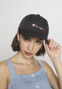 Champion Reverse Weave - BASEBALL - Caps - black - 4
