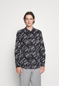 Versace Jeans Couture - WARRANTY REPEAT - Shirt - nero - 0