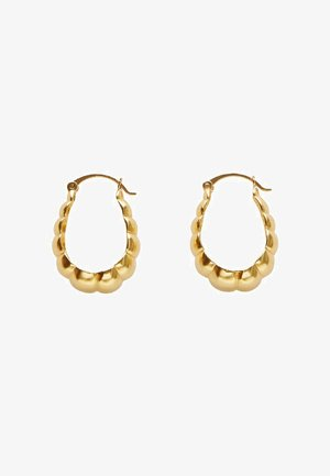 FLAVIA - Earrings - guld