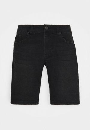 PARIS - Denim shorts - washed black