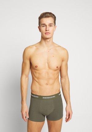 CORBIN 3 PACK - Pants - dark blue/white/dark grey