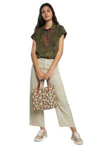 Desigual - DYNAMIC - Handbag - multicolor - 0