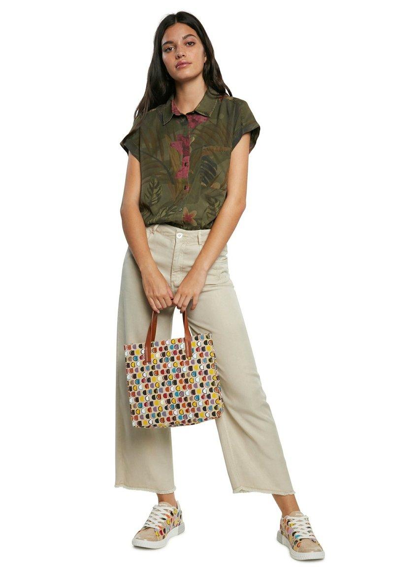 Desigual - DYNAMIC - Handbag - multicolor