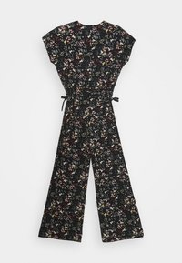Name it - NKFLAUREN JUMPSUIT - Overall / Jumpsuit /Buksedragter - black - 1