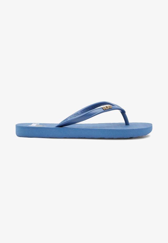 VIVA STAMP - Sandalias de dedo - baja blue