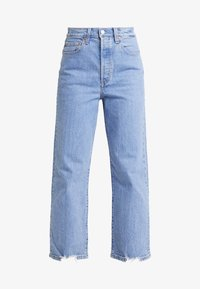 Levi's® - RIBCAGE STRAIGHT ANKLE - Jeans straight leg - tango chill - 6