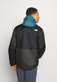 The North Face - MEN'S FARSIDE JACKET - Hardshellová bunda - mallard blue - 2