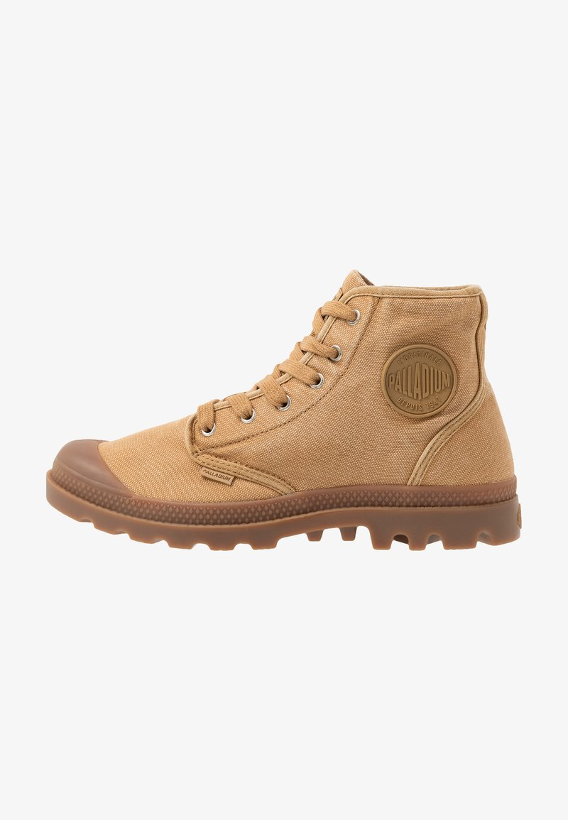 Palladium - PAMPA - Lace-up ankle boots - woodlin