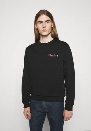 STORY MULTICO UNISEX - Sweater - black