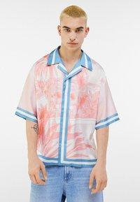 Bershka - Shirt - pink - 0