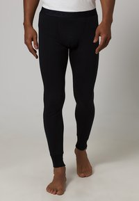 Jockey - MODERN THERMALS - Unterhose lang - black - 1