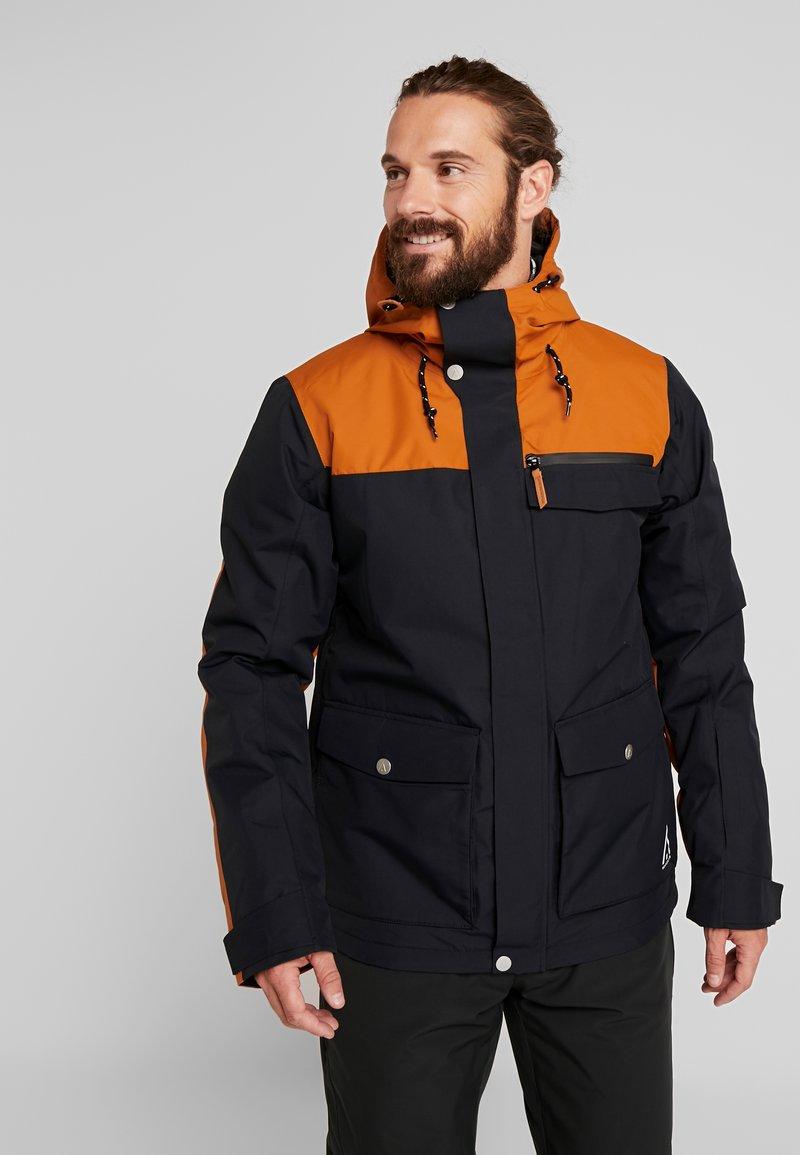 Wearcolour - ROAM JACKET - Snowboardjakke - black