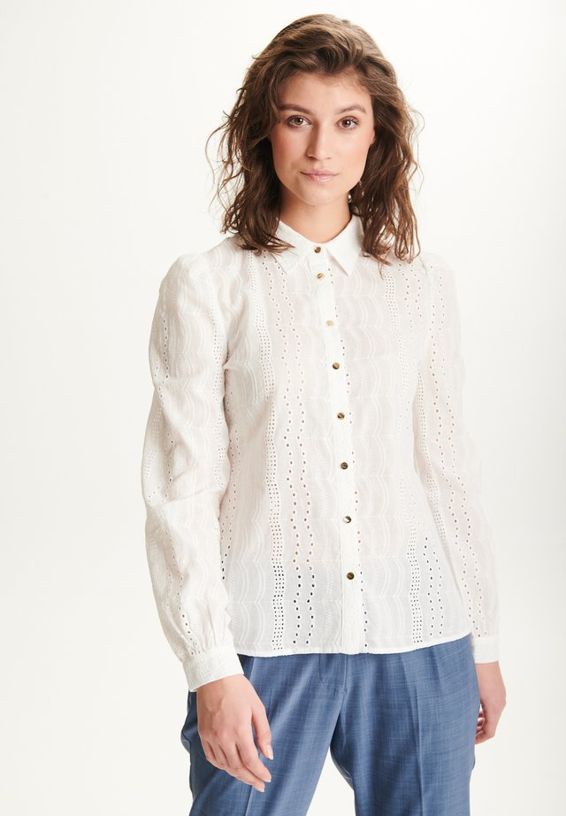 CANDIS - Overhemdblouse - off white