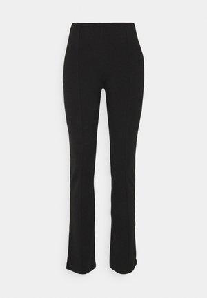 JESSY - Leggings - Trousers - black