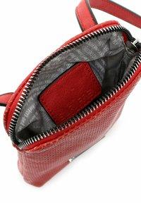 SURI FREY - FRANZY - Across body bag - red - 4