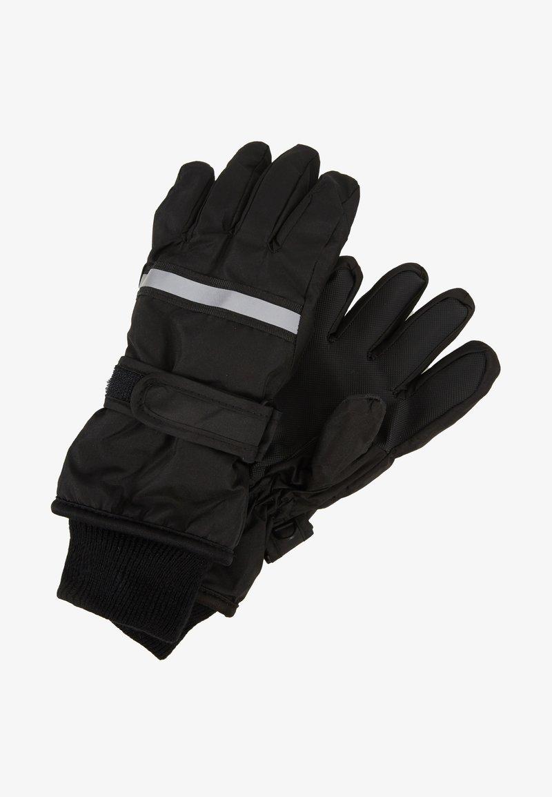 mikk-line - THINSULATE GLOVES - Fingerhandschuh - black