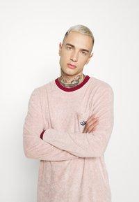 adidas Originals - SAMSTAG TERRY - Long sleeved top - pink - 3