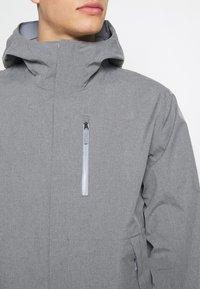 The North Face - M DRYZZLE FUTURELIGHT JACKET - Hardshell jacket - medium grey heather - 6