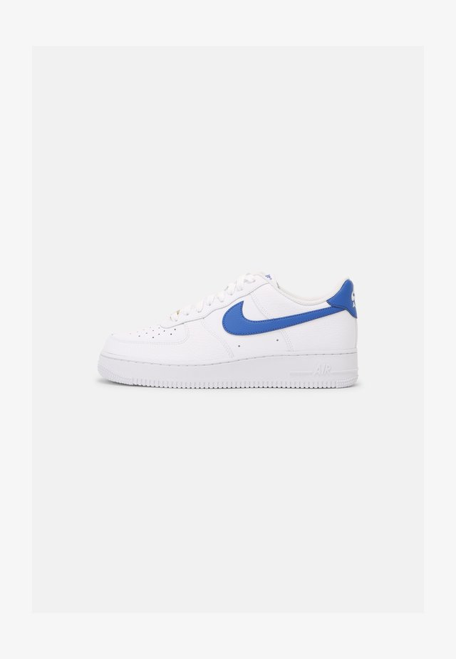 AIR FORCE 1 '07 - Zapatillas - white/game royal