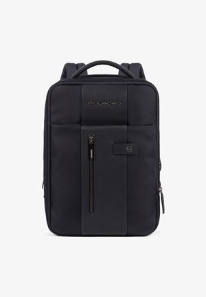 PIQUADRO BRIEF RUCKSACK LEDER 38 CM LAPTOPFACH - Sac à dos - blue