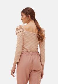 Motivi - Long sleeved top - rosa - 2