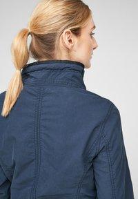 Q/S designed by - Light jacket - dark blue - 5