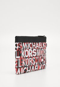 Michael Kors - FASHION ACCESSORIES TRAVEL POUCH - Trousse - black/red - 1