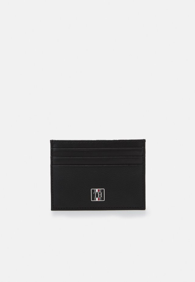MONOGRAM HOLDER UNISEX - Wallet - black