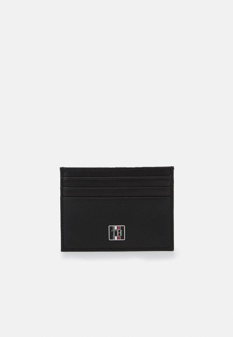 Tommy Hilfiger - MONOGRAM HOLDER UNISEX - Wallet - black