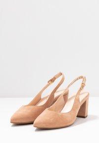 Peter Kaiser - NEXI - Classic heels - biscotti - 4