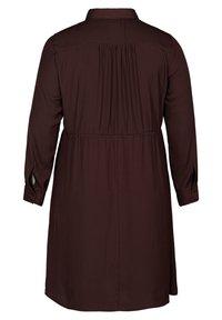 Zizzi - Day dress - dark bordeaux - 1