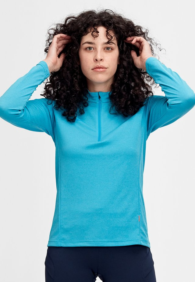 AEGILITY  - Sports shirt - ocean melange
