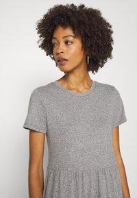 GAP - TIERD - Jersey dress - heather grey - 3
