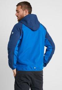 Regatta - AREC  - Soft shell jacket - dark blue/blue - 2