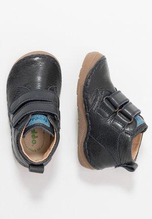 PAIX WIDE FIT - Zapatos de bebé - dark blue