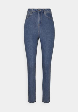SCUPLT DETAIL CLEAN SINNER - Jeans Skinny - blue