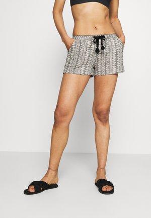 DOLORES SHORT - Pyjama bottoms - ecru