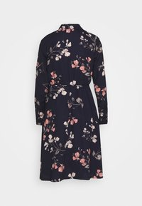 Vero Moda - VMANNIE DRESS - Shirt dress - night sky - 1