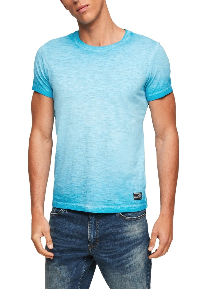 QS by s.Oliver - Basic T-shirt - nautical blue