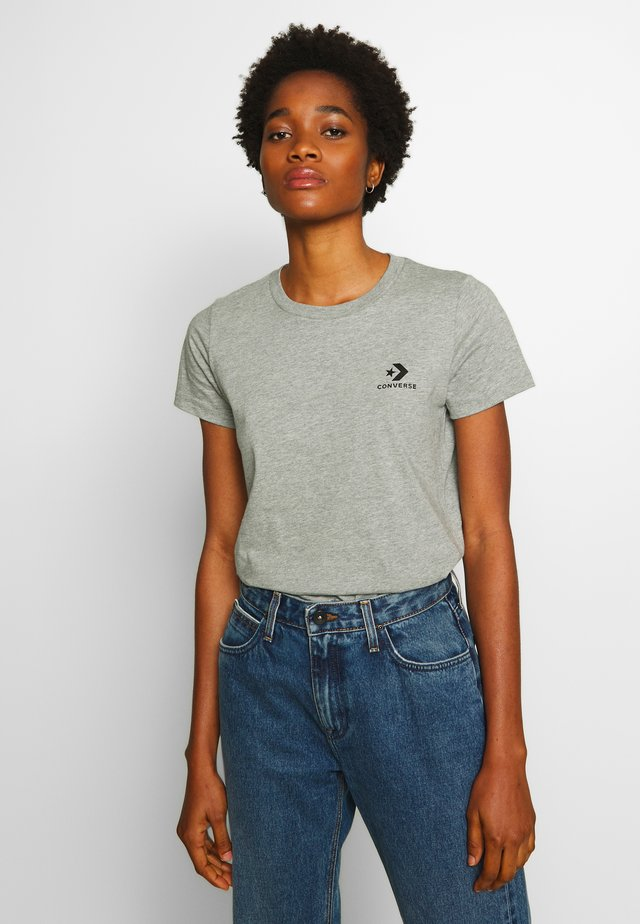 STACKED - Basic T-shirt - grey