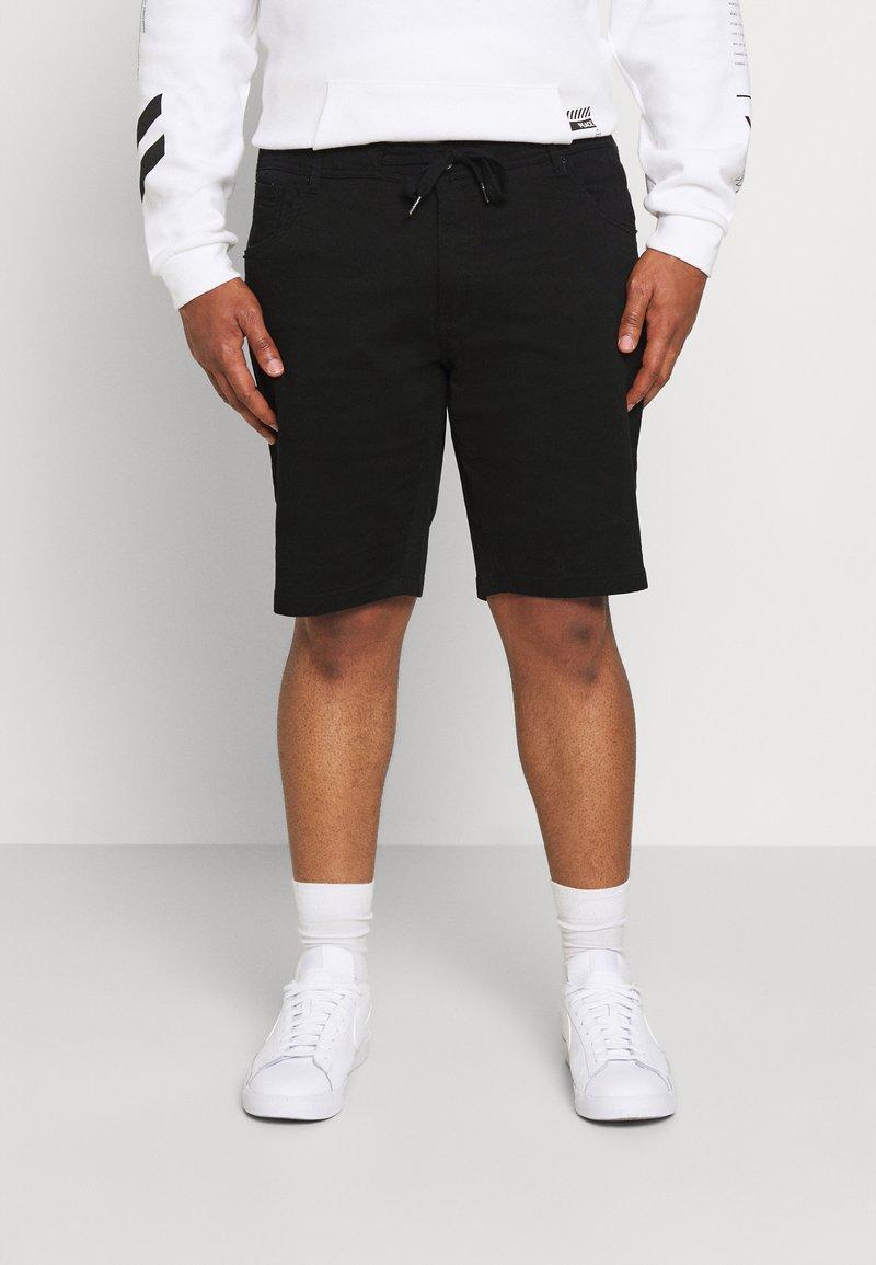 Johnny Bigg - CAMERON - Shorts - black