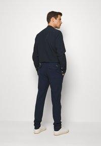 Lindbergh - PANTS - Pantalon classique - dark blue - 2