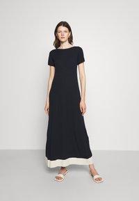 WEEKEND MaxMara - PAPAILE - Maxi dress - marine blue - 0