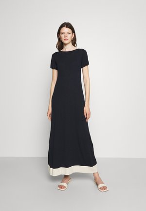 PAPAILE - Maxi dress - marine blue