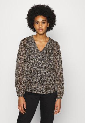 VMJAYDA - Long sleeved top - black