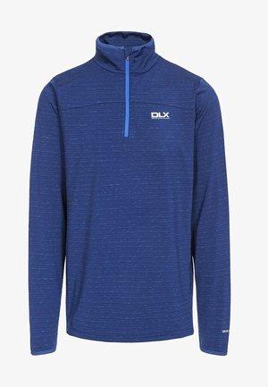 WILKS - Long sleeved top - blue